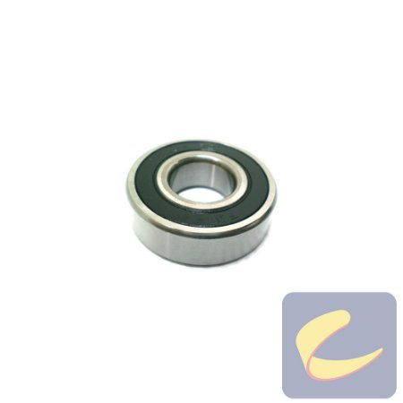 Rolamento Esfera 6204 Rz - Compressores Odonto/ Média Pressão - Chiaperini