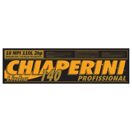 Adesivo Chiaperini 10 MPI 110L Profissional - Chiaperini