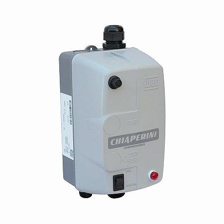 Chave de Partida para Compressores - 3HP 220V 50/60HZ Monofásica - Chiaperini