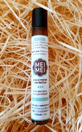 Água de Perfume de proteção Mei Mei