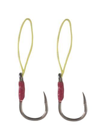 Suporte Hook com 02 Unidades - Juva Pesca