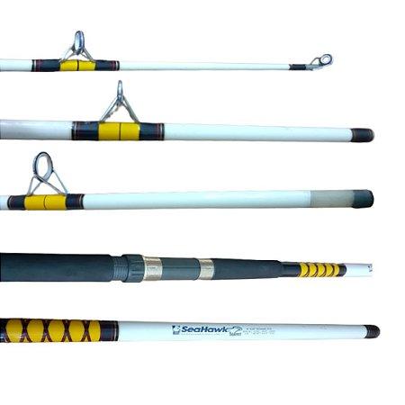 Vara para Molinete 4,5m Graphite Composite Seahawk - South Bend