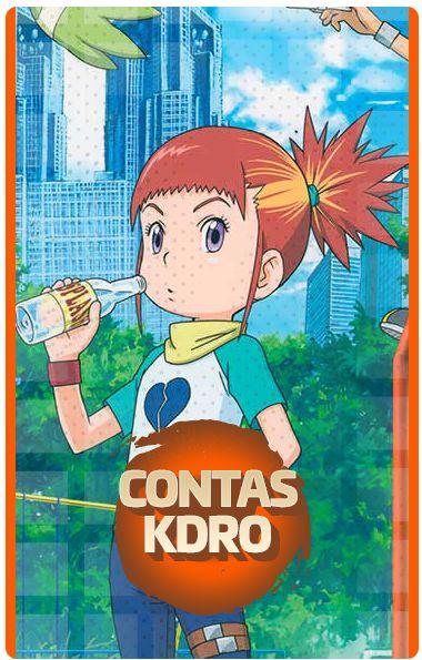 DigimonRPG (Conta)
