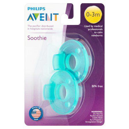 Chupeta Soothie Verde - Avent Philips