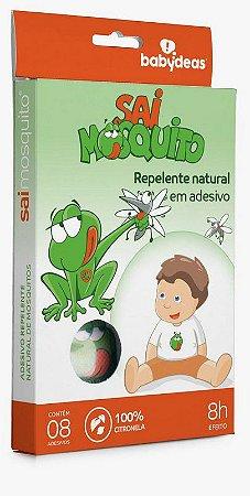 Repelente Adesivo - Sai Mosquito