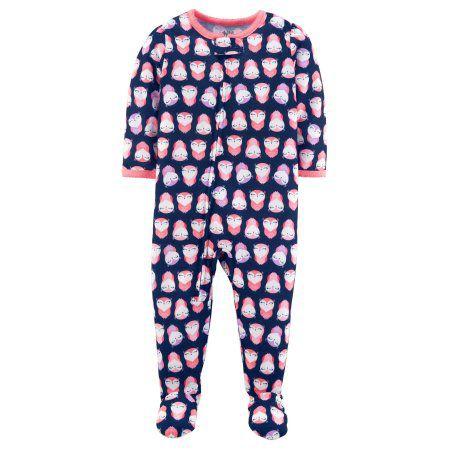 Pijama Macacão Corujinha - Carter's