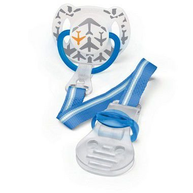 Prendedor de Chupeta  - Azul - Avent Philips