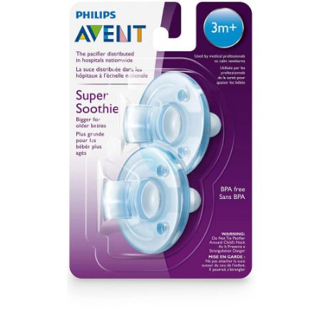Chupeta Soothie Azul - Avent Philips