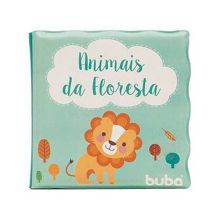 Livro Educativo para Banho Animais da Floresta - Buba