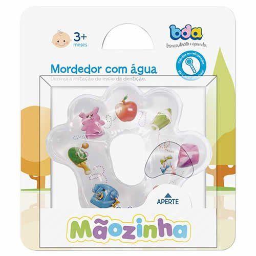 Mordedor com Água - Mãozinha - BDA