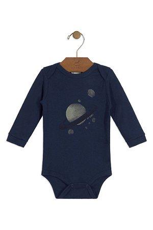 Body Manga Longa - Sistema Solar - Up Baby