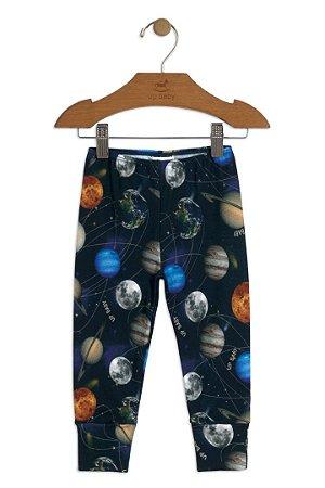 Calça em Suedine - Sistema Solar - Up Baby