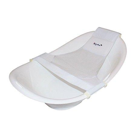Redinha para Banheira Branco - Baby Bath