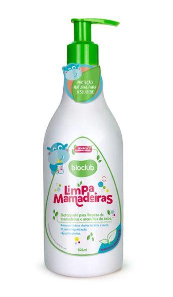 Detergente Orgânico para Limpeza de Mamadeiras - Bioclub