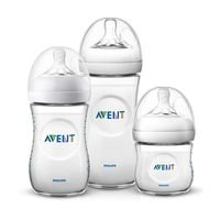 Kit Mamadeira Pétala 125ml + 260ml + 330ml - Avent Philips