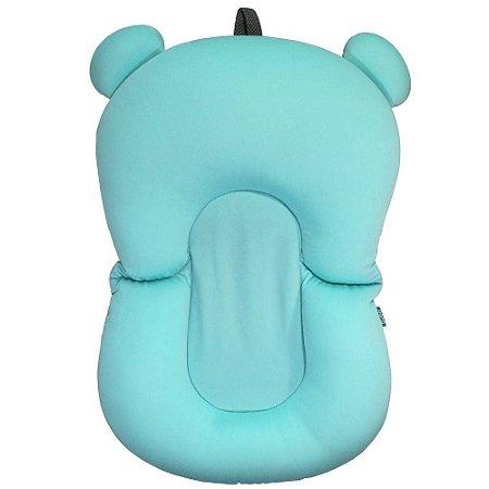 Almofada para Banho - Azul - Buba