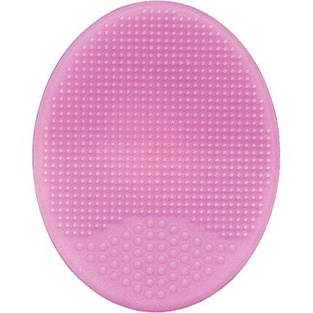 Escova para Banho Silicone - Rosa - Buba