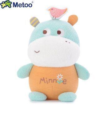Pelúcia Metoo Doll Magic Toy - Hipopótamo - Metoo