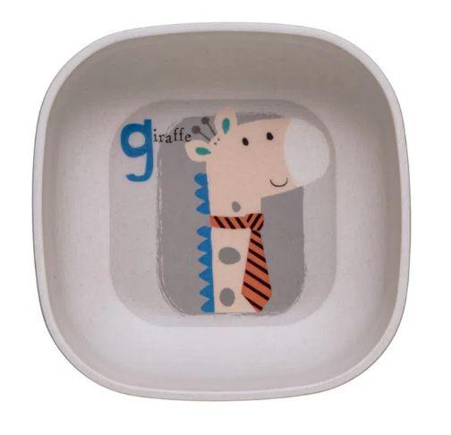 Tigela Girafa - Linha Eco - Girotondo Baby