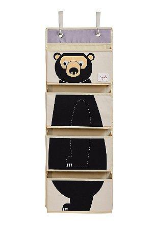 Organizador de  parede -  3 SPROUTS - Urso