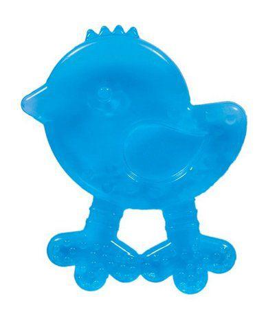 Mordedor Bebê Passarinho Azul - Buba