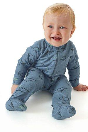 Macacão/ Pijama em Microsoft - Up Baby
