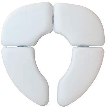 Redutor de Assento Portátil Penico Branco - Clingo
