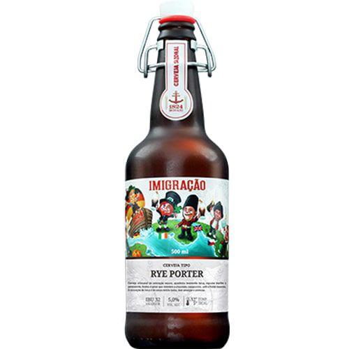 Cerveja 1824 Imigração Rye Porter 500ml