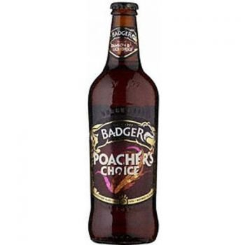 Cerveja Badger Poachers Choice 500ml