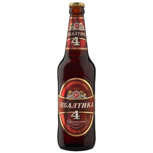 Cerveja Baltika 4 Red 500ml