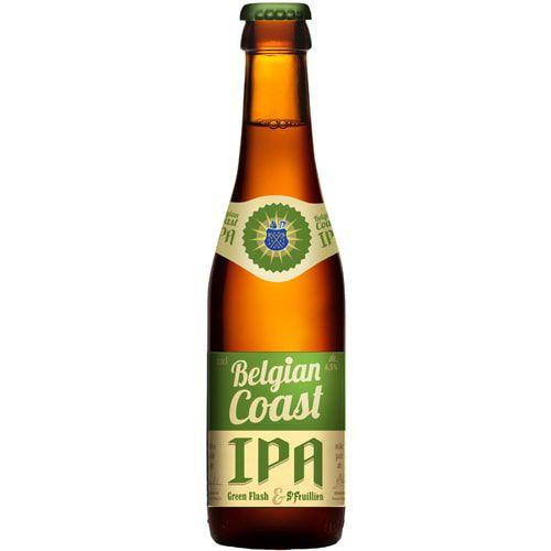Cerveja Belgian Coast IPA 330ml
