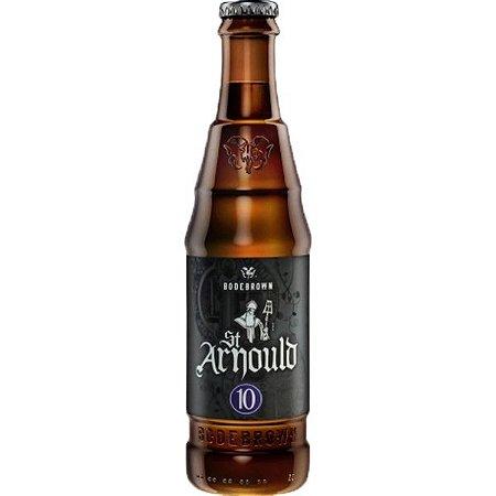 Cerveja Bodebrown St Arnould 10 330ml