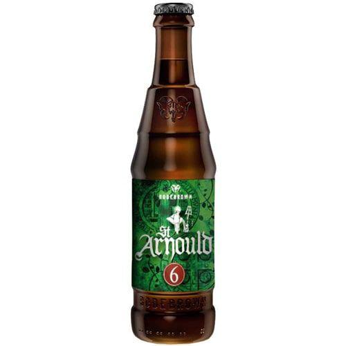 Cerveja Bodebrown St Arnould 6 330ml