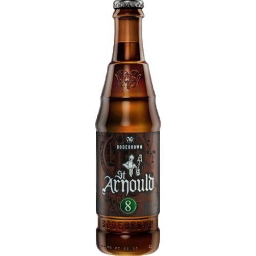 Cerveja Bodebrown St Arnould 8 330ml