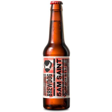 Cerveja BrewDog 5 AM Saint 355ml