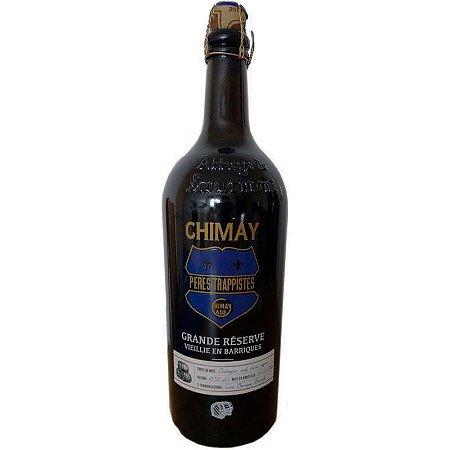 Cerveja Chimay Blue 2016 Cognac Oak Aged 750ml