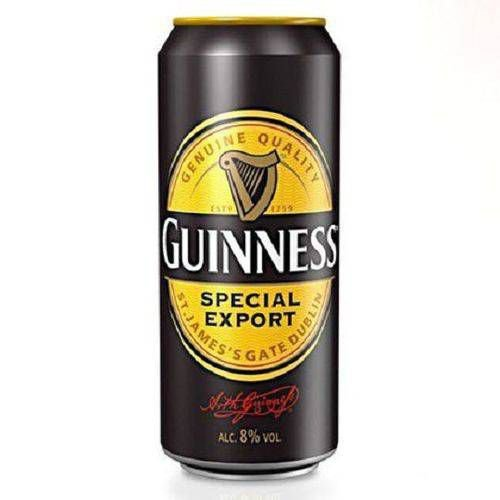 Cerveja Guinness Special Export Lata 500ml