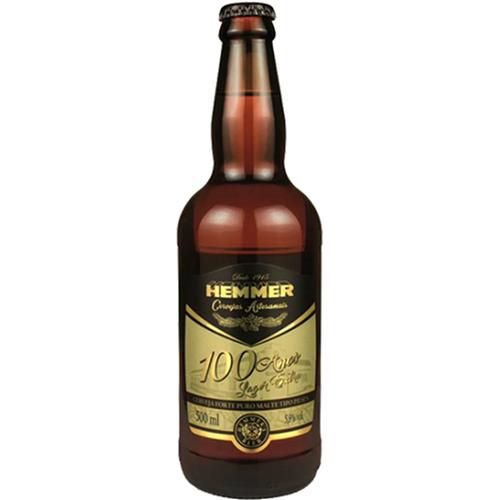 Cerveja Hemmer 100 Anos Lager Extra 500ml