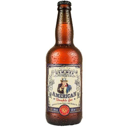 Cerveja Hemmer American Double IPA 500ml