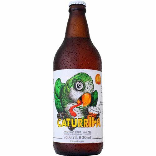 Cerveja Irmãos Ferraro CaturrIpa 600ml