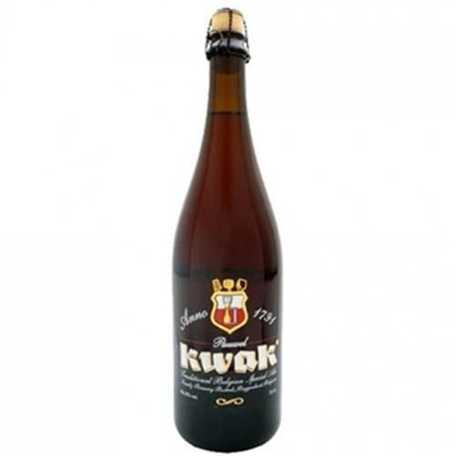 Cerveja Pauwel Kwak 750ml