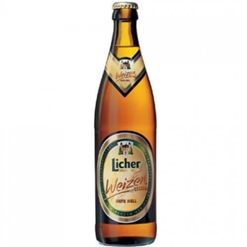 Cerveja Licher Hefe-Weizen 500ml
