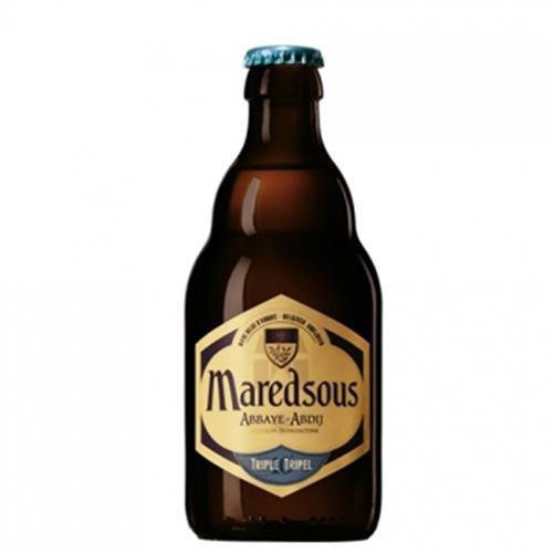 Cerveja Maredsous 10 Tripel 330ml