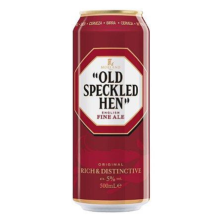 Cerveja Old Speckled Hen Lata 500ml