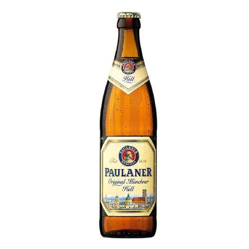 Cerveja Paulaner Original Münchner 500ml