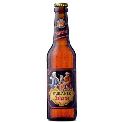 Cerveja Paulaner Salvator 330ml