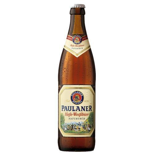 Cerveja Paulaner Weiss 500ml