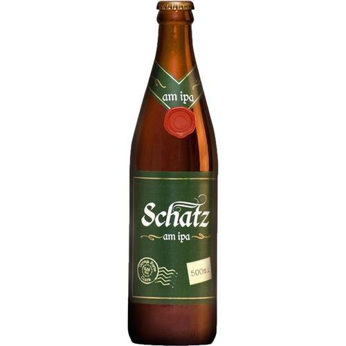 Cerveja Schatz IPA 500ml