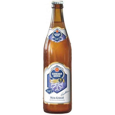 Cerveja Schneider TAP 2 Mein Kristal 500ml