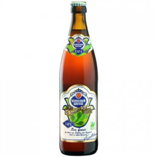 Cerveja Schneider Weisse Mein Grunes TAP 4 500ml